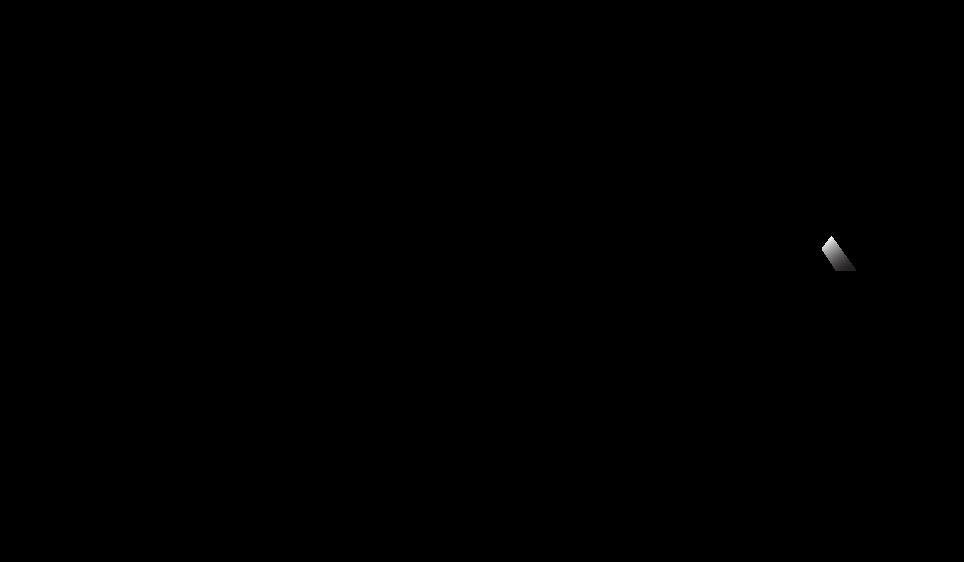 Flexiroam X Logo - Black on Transparent Background
