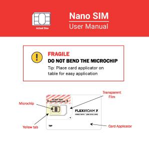 Flexiroam X - User Guide (English)